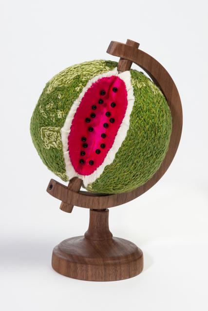 , 'Watermelon World,' 2014, Lisa Sette Gallery