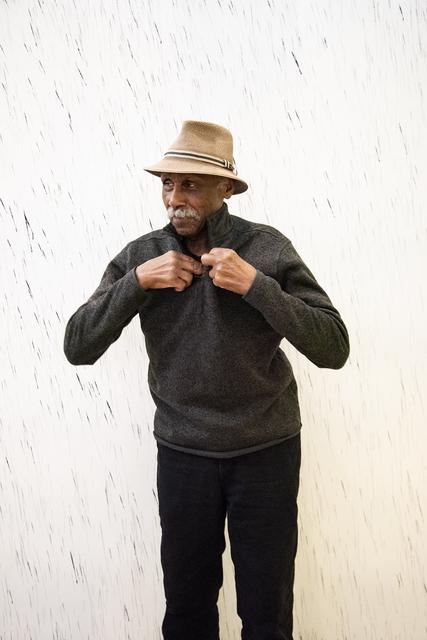 Lewis Watts, 'Adger Cowans, New York Photographer, Black Portraiture[s] Conference, Harvard University, Cambridge, MA', 2018, Rena Bransten Gallery