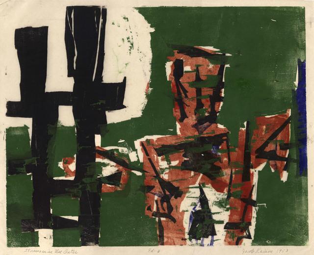 , 'Stranger in the Gates,' 1953, Conrad R. Graeber Fine Art