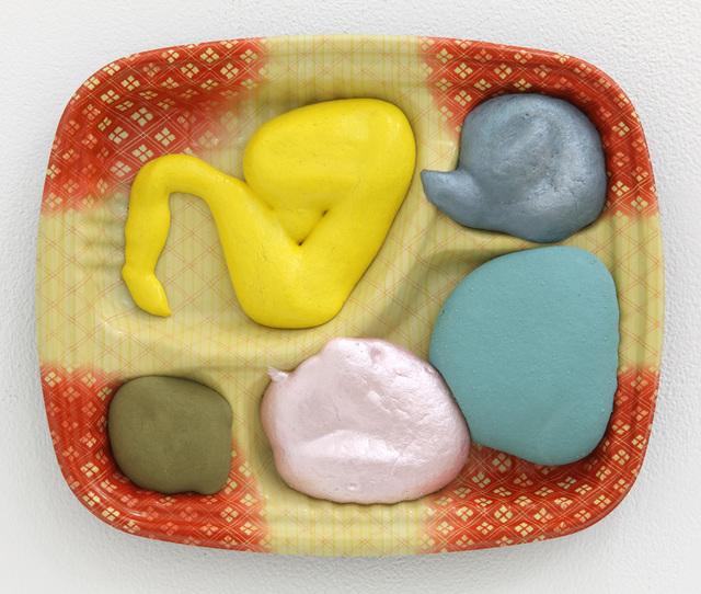 ", 'To-Chi (""Lunchbox Paintings"" series),' 2016, Mizuma Art Gallery"