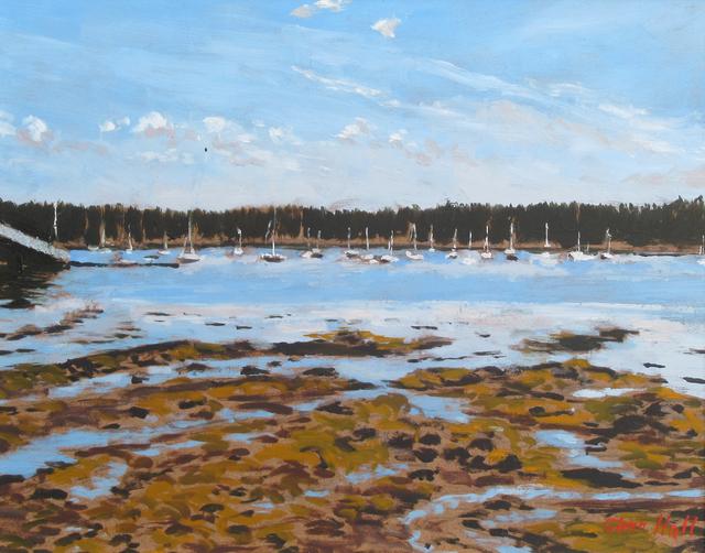 Glenn Hall, 'St. Andrews Passamaquoddy Bay', 2018, Gallery 78