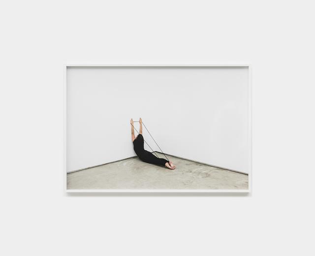 """, 'Untitled (cobra) - series """"Line Pieces"""",' 2017/2018, Galeria Raquel Arnaud"""