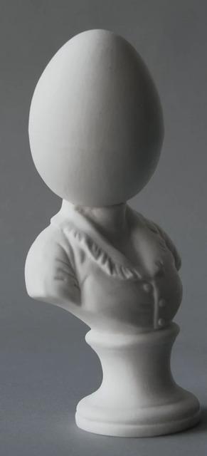 , 'Wunderkammer II, Small Egg,' 2017, Cynthia Corbett Gallery