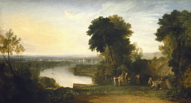 , 'Thompson's Aeolian Harp,' 1809, Turner Contemporary