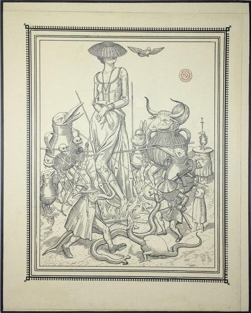 , 'Saint Eulalia Of Merida,' 2017, Black Book Gallery