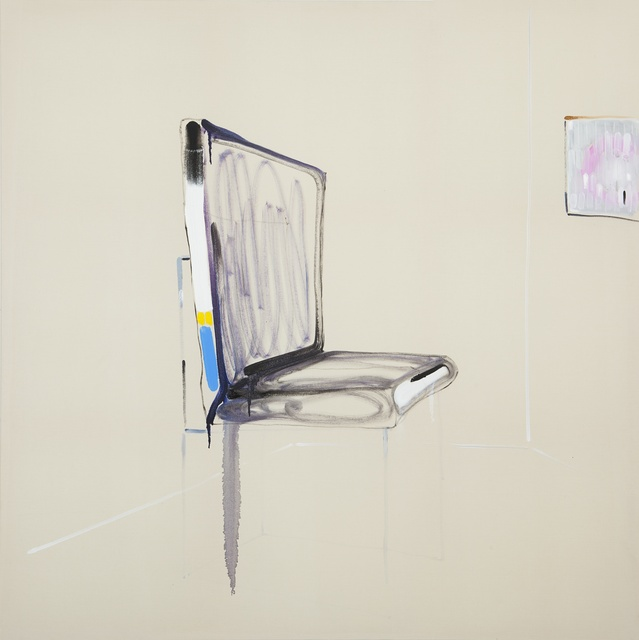 , 'Design chair and expensive painting,' 2015, Eleni Koroneou