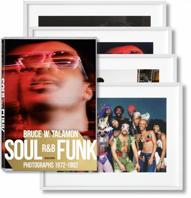 , ''Soul. R&B. Funk. Photographs 1972–1982',' 2018, TASCHEN