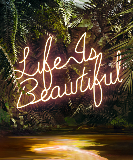 , 'Disco in the Jungle: Life is Beautiful,' , ArtStar