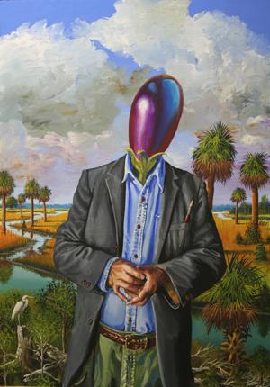 Bill Mead, 'Egghead', 2015, Zenith Gallery