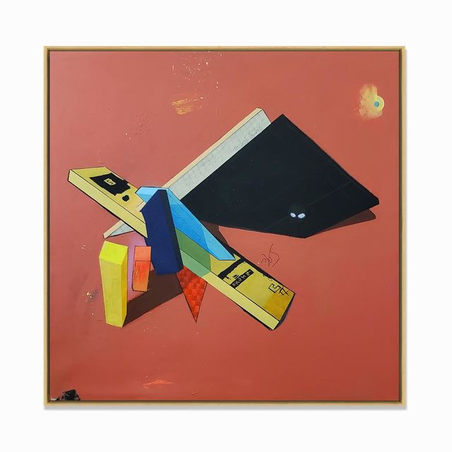 Jonathan Ryan Harvey, 'BASQUIAT II', 2019, Marcel Katz Art