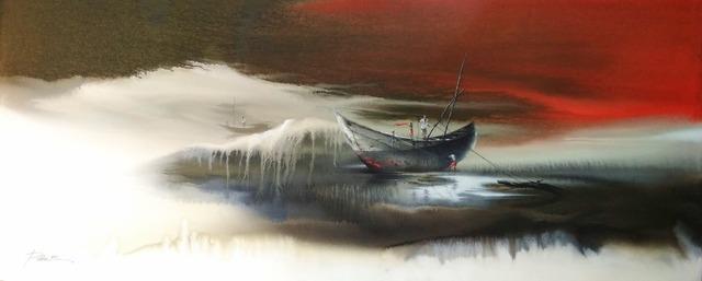Bikash Poddar, 'Untitled', Art Pilgrim