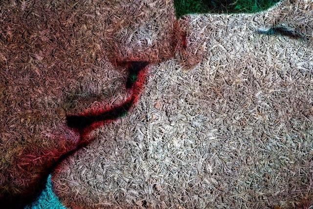Eitan Vitkon, 'The Kiss with Red Lips', 2013, FREMIN GALLERY