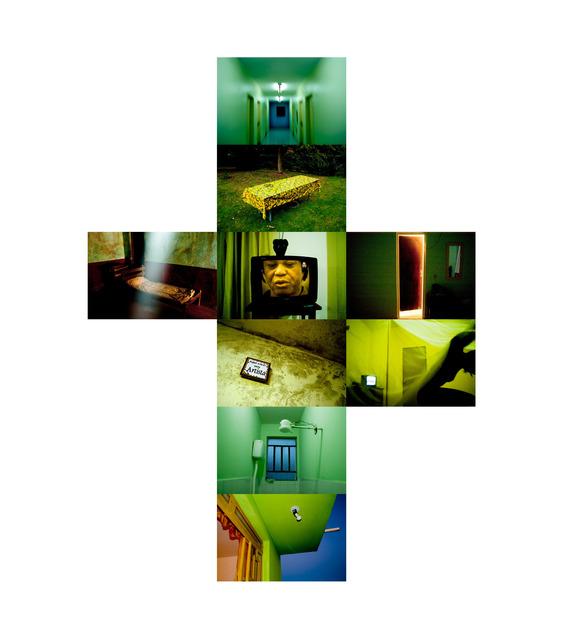 , 'Hotel Tropical - Verde[Tropical Hotel - Green],' 2011, Zipper Galeria