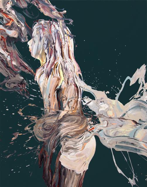 , 'Transcription 42 (Of the Stimuli),' 2018, Joseph Nease Gallery