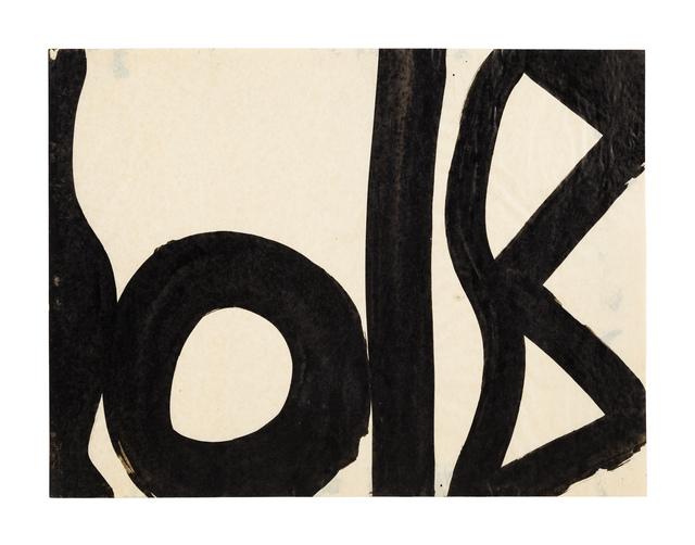 , '60-26,' 1960, Van Doren Waxter