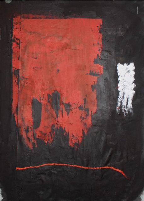 , 'Totem VII - Part I,' 2018, Salomon Arts Gallery