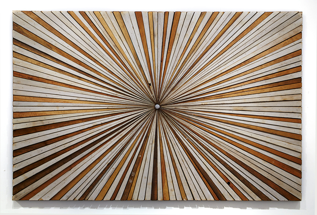 , 'Composite Memory Starburst (Ocean Grove & Asbury Park NJ),' 2014, Jonathan LeVine Projects