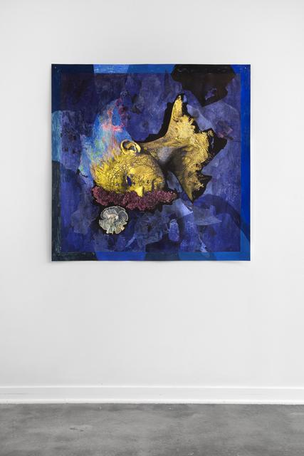 , 'Lapis Lazuli,' 2018, Simone DeSousa Gallery