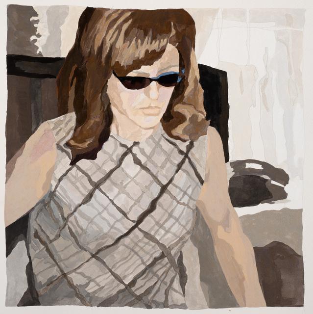 , 'Identity Theft (study),' 2018, Jonathan Ferrara Gallery