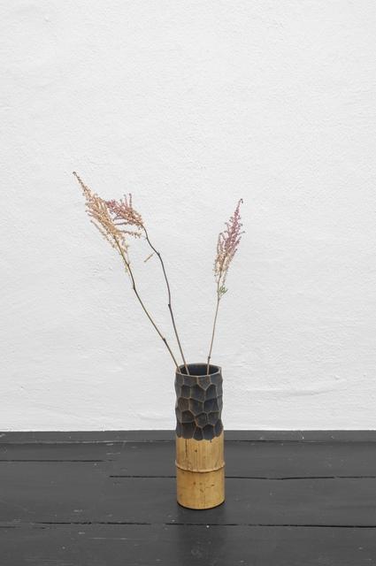 , 'Baem´bu Vase 1,' 2017, Galerie Mehdi Chouakri