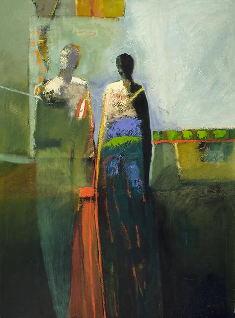 , 'In the Mirror,' 2016, Sue Greenwood Fine Art