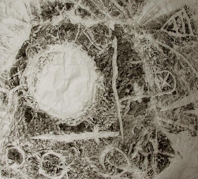 , 'Rubbing Sun Part5,' 2011, Da Xiang Art Space