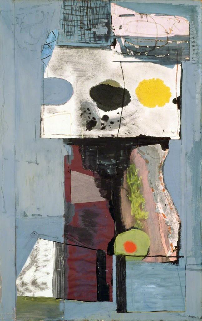 Robert Motherwell, 'Personage (Autoportrait),' 1943, Dedalus Foundation