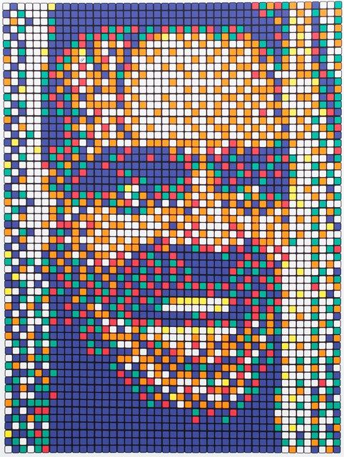, 'Rubik Kubrik II (Johnny),' 2007, Lougher Contemporary