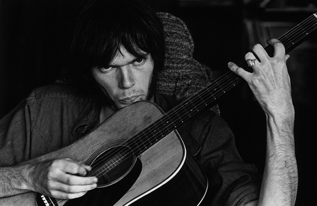 , 'Neil Young,69,' 1969, Walter Wickiser Gallery