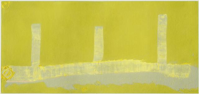 , 'Hermes,' 1989, Mixografia