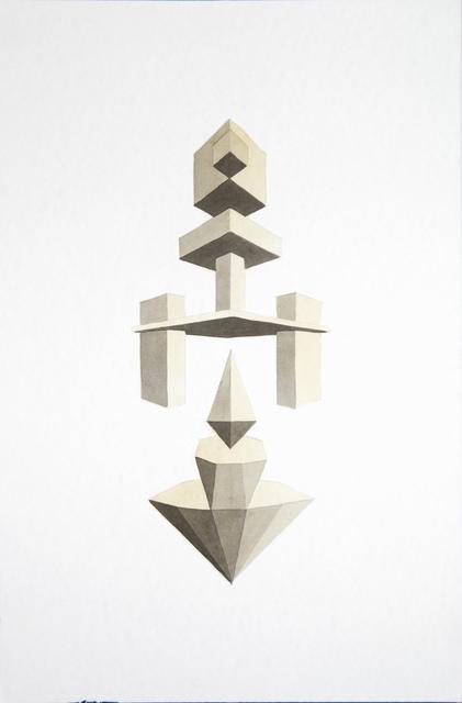, 'Study 2,' 2014, Nora Fisch