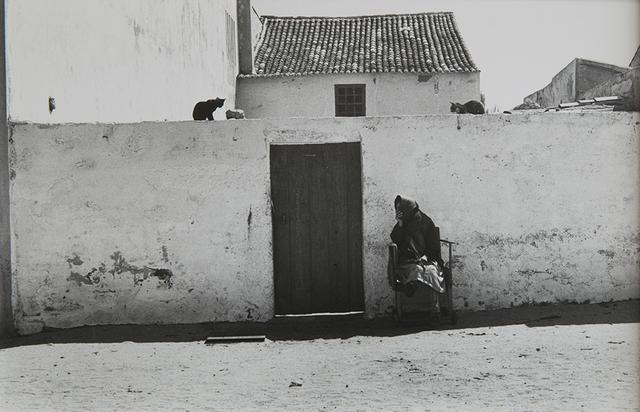 , 'Chat, Portugal,' 1956, Blum & Poe
