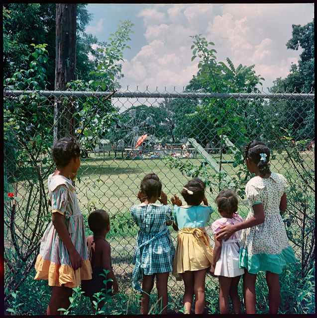 , 'Outside Looking In, Mobile, Alabama,' 1956, Jenkins Johnson Gallery