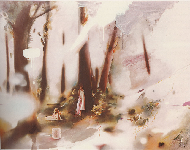, 'Soft pink landscape,' 1980, Cristea Roberts Gallery