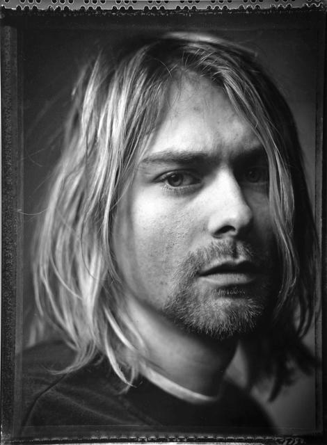 , 'Kurt Cobain, Kalamozoo, Michigan,' 1993, Beetles + Huxley