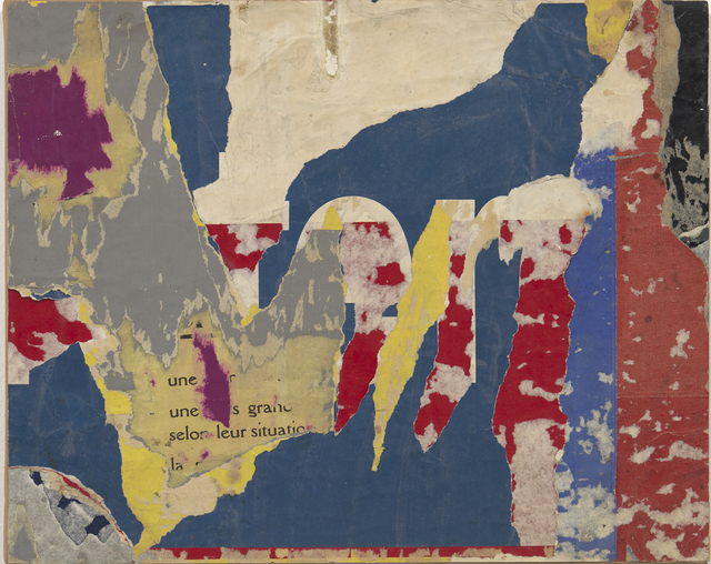 , 'Rue Lhomond,' 18 juillet 1962, Modernism Inc.