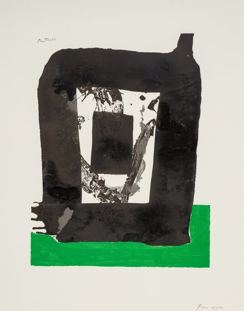 Robert Motherwell, 'Untitled, from The Basque Suite', 1971, Heritage Auctions