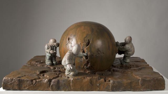 , 'Nuestro Desmadre,' 2011, Gallery at Zhou B Art Center