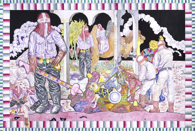 , 'Tactical Dodol Parapati,' 2017, Richard Koh Fine Art
