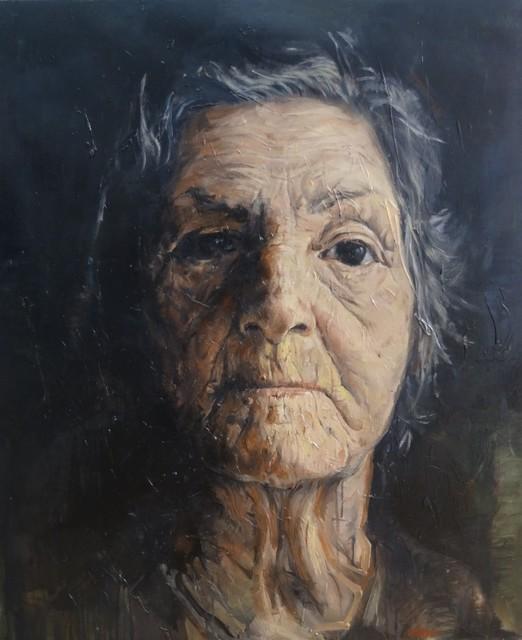 , 'Old Lady,' 2018, Villa Domus