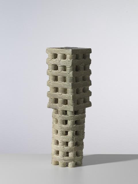, 'Tower,' 2018, Galerie Metzger