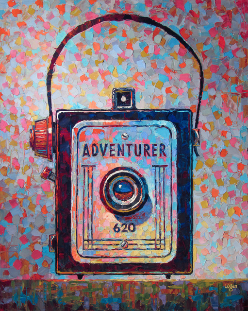 , 'Adventurer 620 Camera,' 2018, George Billis Gallery