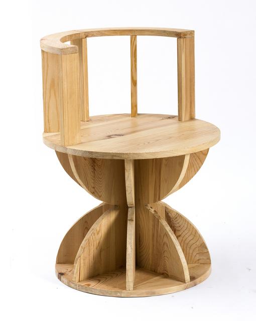 """Mario Ceroli, 'Chair """"Annabella""""', 2015, Bertolami Fine Arts"""