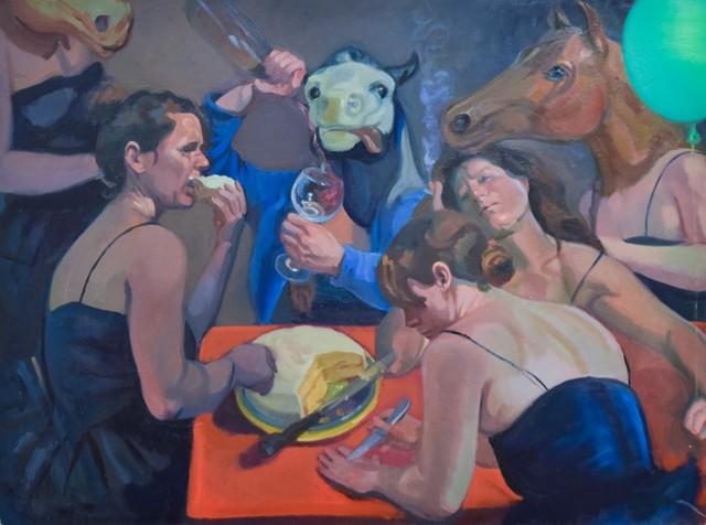 , 'Dinner Party,' 2017, Stanek Gallery