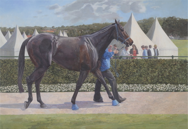 , 'Black Caviar,' 2012, Charles Nodrum Gallery