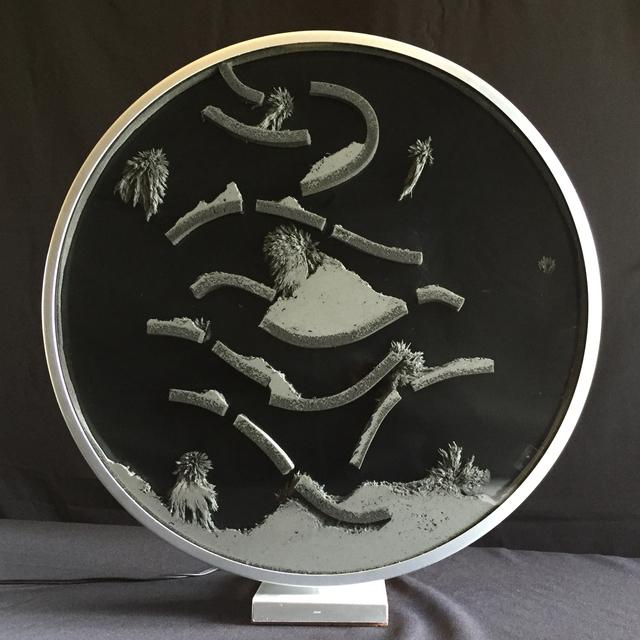 , 'Superficie Magnetica,' 1959-1966, Galleria Spazia