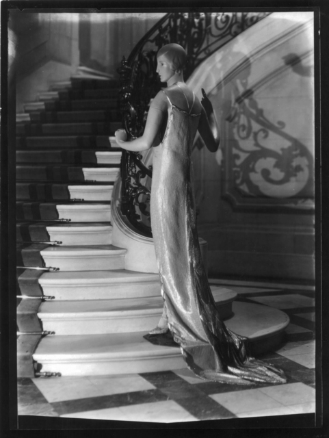 , 'Mannequin on Staircase,' ca. 1930, Staley-Wise Gallery