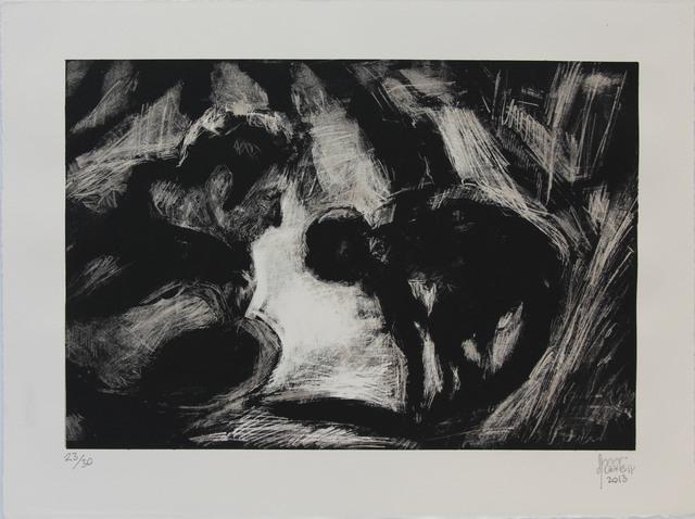 Fernando Aceves Humana, 'Sin titulo', 2013, Galería Quetzalli