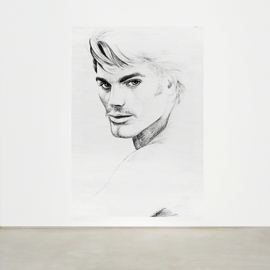 TOM OF FINLAND, Untitled (in situ), 1979