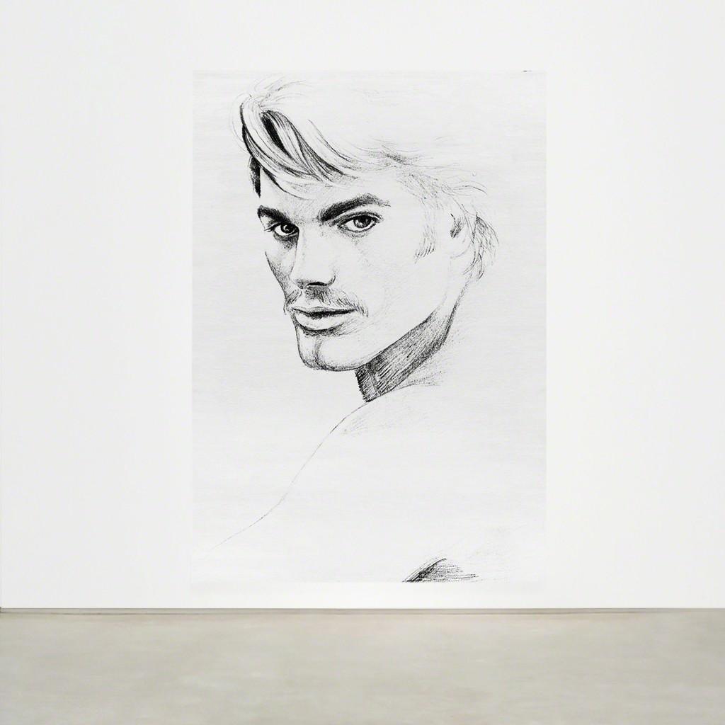 TOM OF FINLAND, Untitled (in situ), 1979